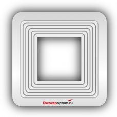 Платформа для светильника квадратная универсальная 50-90 шаг 10мм